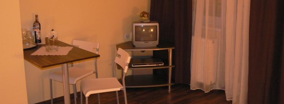 Pokoje Classic pro víkendové ubytování